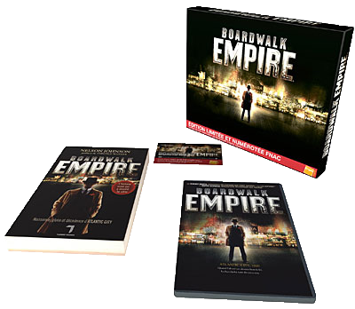 coffret de préréservation Boardwalk Empire
